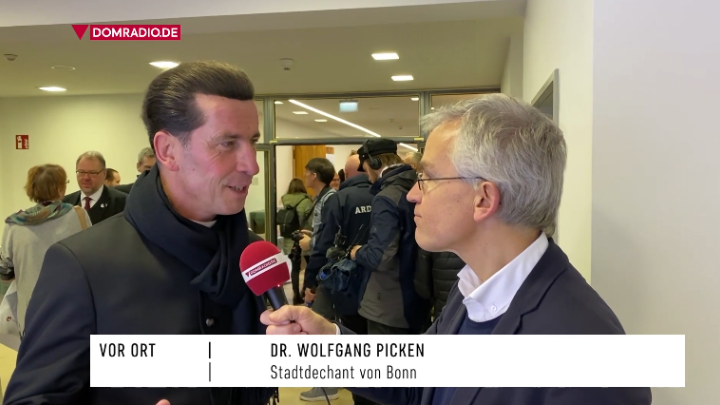 Interview mit Stadtdechant Dr. Wolfgang Picken